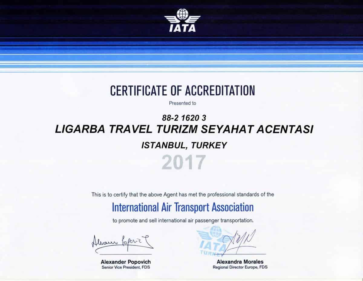 About Us - Ligarba Turizm